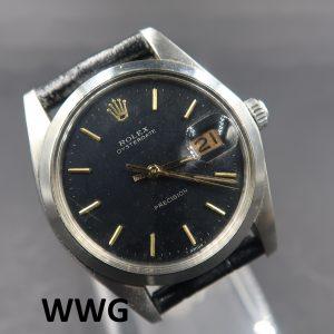 Rolex OysterDate Precision 6694 (Pre-Owned Rolex Watch) RL-457