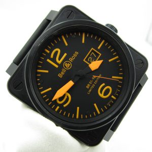 Bell & Ross BR01-96 LIMITED EDITION 250 (Pre Owned) BR-011