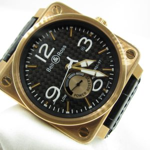 Bell & Ross BR01-97-R LIMITED EDITION 250 (Pre-Owned)BR-013