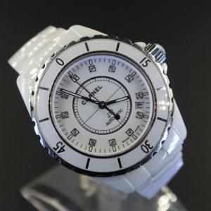 Chanel J12 Ceramic H1629 (Pre-Owned Rolex Watch) CN-005