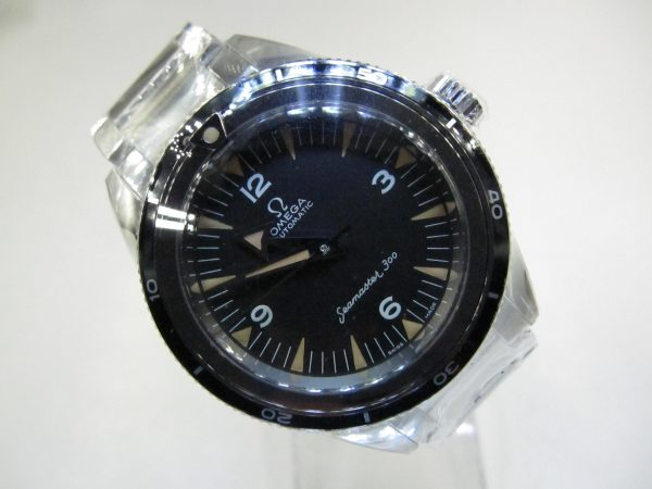 Omega Seamaster 60th Anniversary 234.10.39.20.01.001(New)OMG-040