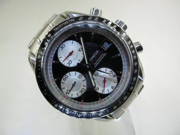 Omega Speedmaster Date 3210.51.00(Pre Owned)OMG-009