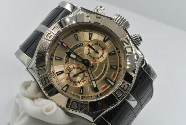 Roger Dubuis 46mm Easy Diver Chronograph Limited edition(Unworn)RD-001