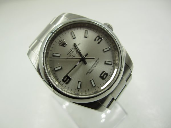 Rolex Airking 114200 (Pre-Owned Rolex Watch) RL-209