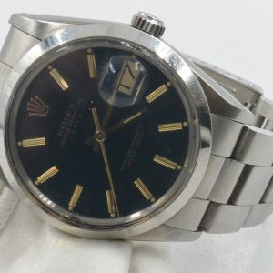Rolex Oyster Perpetual Date 15000(Pre-Owned Rolex Watch)RL-109
