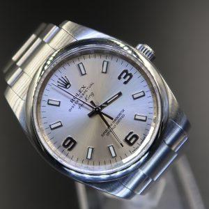 Rolex Airking 114200(Pre-Owned Rolex Watch)RL-384