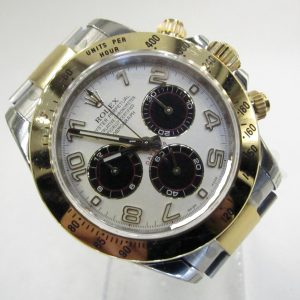 Rolex Daytona Cosmograph 116523 Panda Dial (Pre-Owned Rolex Watch) RL-368