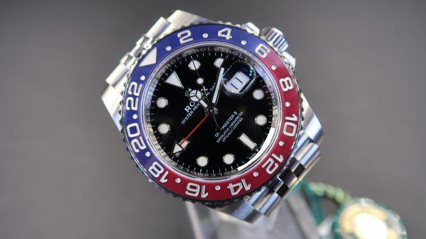 Rolex GMT-Master II 126710BLRO(New Rolex Watch)RL-562