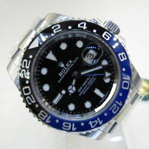 Rolex GMT-Master II 116710BLNR(New Rolex Watch) RL-513 (Cash Price)