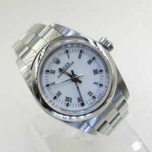Rolex Ladies Oyster Perpetual 76080(Pre-Owned Rolex Watch)RL-358