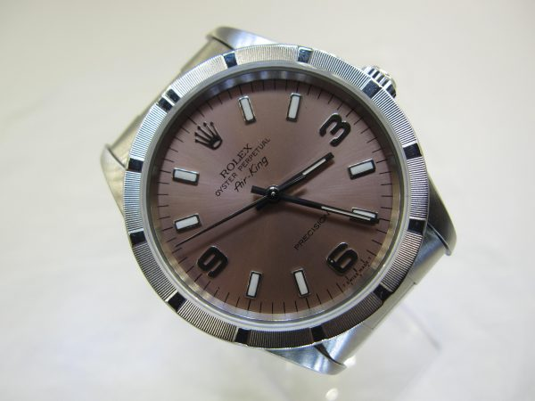 Rolex Oyster Perpetual Air King 14010 (Pre-Owned Rolex Watch)RL-220