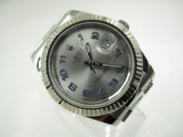 Rolex Oyster Perpetual Datejust 116334 41mm(Pre-Owned Rolex Watch)RL-291