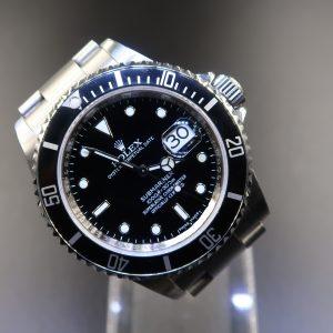 Rolex Submariner 16610 Random Serial (Pre-Owned Rolex Watch)RL-390 *Sold*