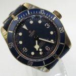 Tudor Heritage Black Bay Bronze 79250BB(New)TU-014 (Cash Price)