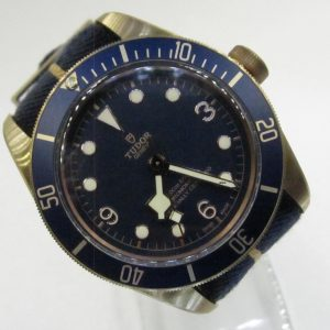 Tudor Heritage Black Bay Bronze 79250BB(New)TU-014 (Cash Price)