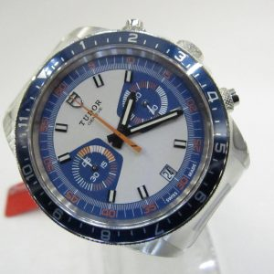 Tudor Heritage Chrono Blue 70330B(New)TU-013 (Cash Price)