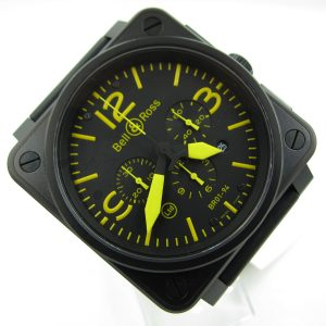 Bell & Ross BR01-94S(Pre Owned)BR-008