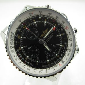 Breitling Navitimer 1 World A2432212(Pre Owned Watch)BRE-003