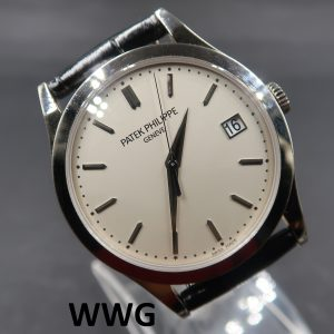 Patek Philippe Calatrava 5296G-010(Pre-Owned Patek Philippe Watch)PP-036