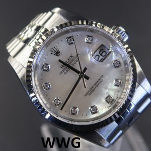 Rolex Oyster Perpetual Datejust 116234(Pre-Owned Rolex Watch)RL-523