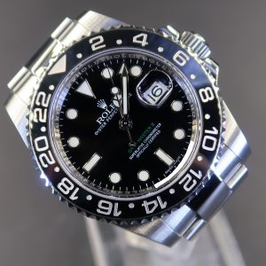 Rolex GMT Master II 116710LN(Pre Owned Rolex Watch)RL-516 (Cash Price)