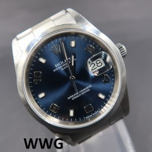 Rolex Oyster Perpetual Date 15200(Pre-Owned Rolex Watch)RL-642