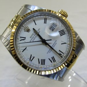 "Rolex Datejust 16013 ""Buckley Dial""(Pre Owned Rolex Watch)RL-330"