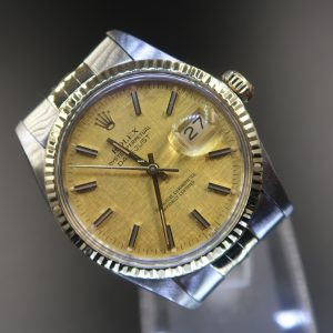 Rolex Datejust 16013 Champagne Dial(Pre Owned Rolex Watch)RL-386