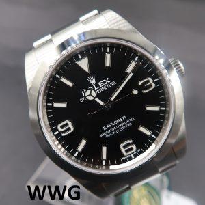 Rolex Explorer 214270(New Rolex Watch)RL-661 (Cash Price)