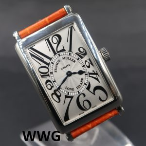 Franck Muller Long Island 1000SC (Pre Owned Watch)FM-007