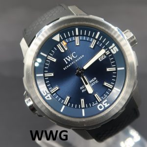 IWC Aquatimer Expedition Jacques-Yves Cousteau IW329005 (IWC Pre-Owned Watch)IWC-026