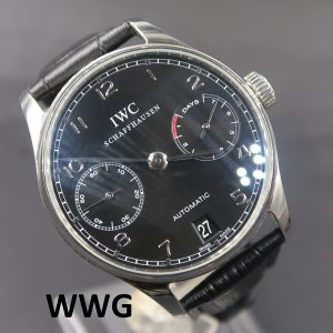 IWC Portuguese 7 Days IW500109(Pre Owned Watch)IWC-027