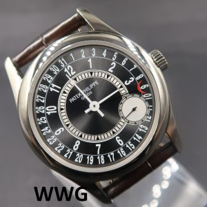 Patek Philippe Calatrava  6000G(Pre Owned Watch)PP-037 *Sold*