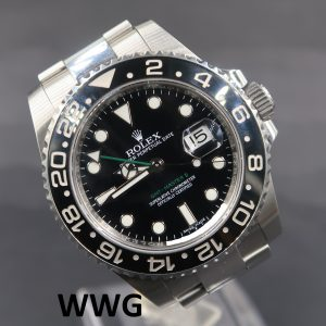 Rolex GMT Master II 116710LN(Pre Owned Rolex Watch)RL-679 (Cash Price)