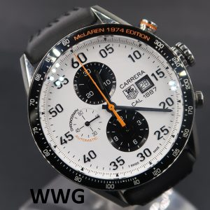 Tag Heuer Carrera McLaren CAR2A12.FT6033(Pre Owned Watch)TH -049