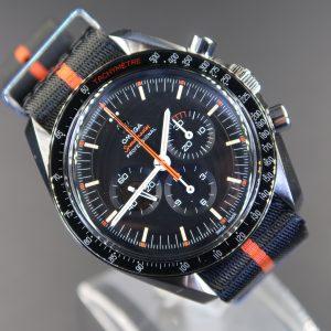 "Omega Speedmaster  Moonwatch ""Ultraman"" 311.12.42.30.01.001(New Watch)OMG-086"