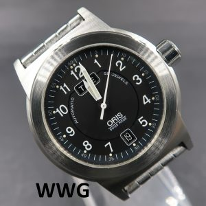 Oris BC3 Day Date 01 635 7500 4164-07 8 20 50(Pre Owned Watch)ORIS-016